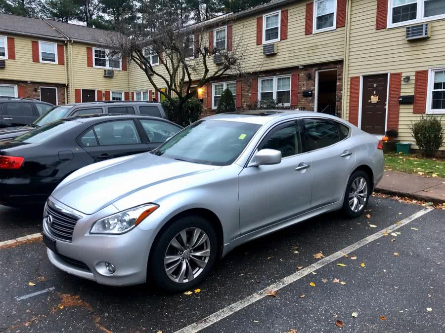 Used Infiniti M37 4dr Sdn AWD 2012 | Primetime Auto Sales and Repair. New Haven, Connecticut