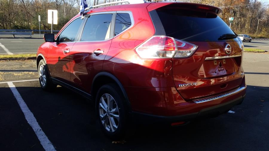 2016 Nissan Rogue AWD 4dr S, available for sale in Wethersfield, Connecticut | State Line Auto LLC. Wethersfield, Connecticut