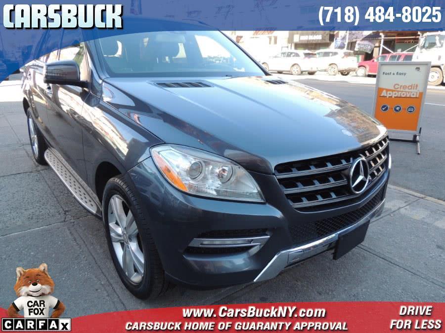 Used 2013 Mercedes-Benz M-Class in Brooklyn, New York | Carsbuck Inc.. Brooklyn, New York
