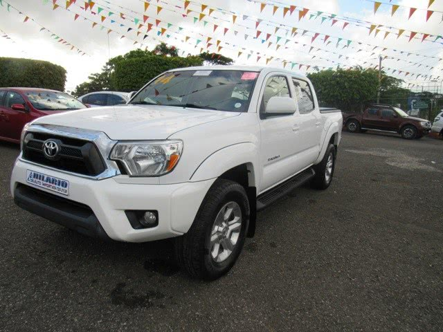 Used 2014 Toyota Tacoma in San Francisco de Macoris Rd, Dominican Republic | Hilario Auto Import. San Francisco de Macoris Rd, Dominican Republic