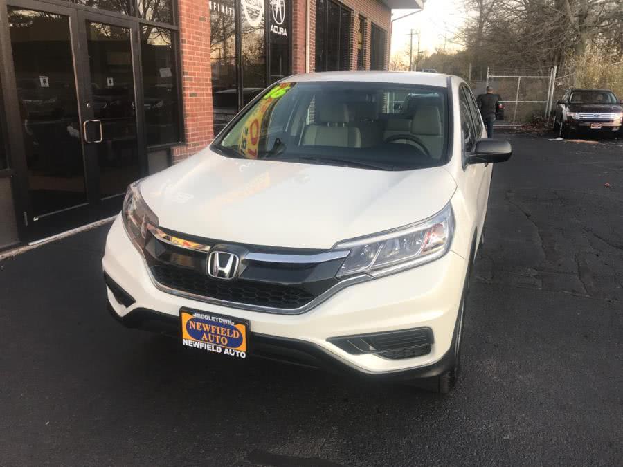 Used 2016 Honda CR-V in Middletown, Connecticut   Newfield Auto Sales. Middletown, Connecticut