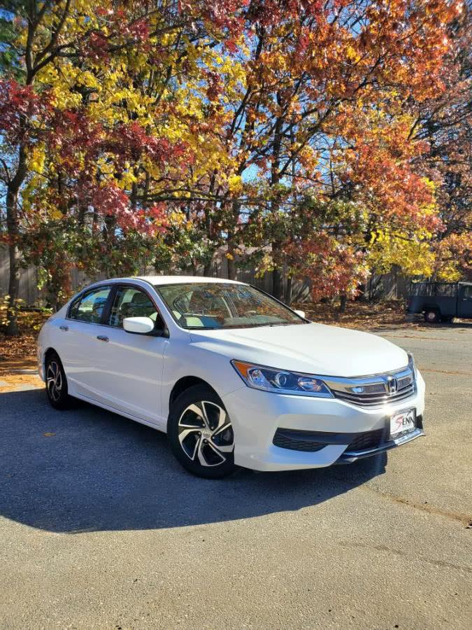 Used 2017 Honda Accord Sedan in Revere, Massachusetts | Sena Motors Inc. Revere, Massachusetts