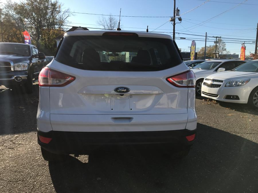 2014 Ford Escape FWD 4dr S, available for sale in Manchester, Connecticut   Best Auto Sales LLC. Manchester, Connecticut