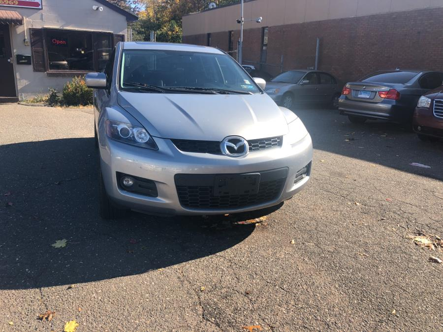 2008 Mazda CX-7 FWD 4dr Touring, available for sale in Manchester, Connecticut   Best Auto Sales LLC. Manchester, Connecticut