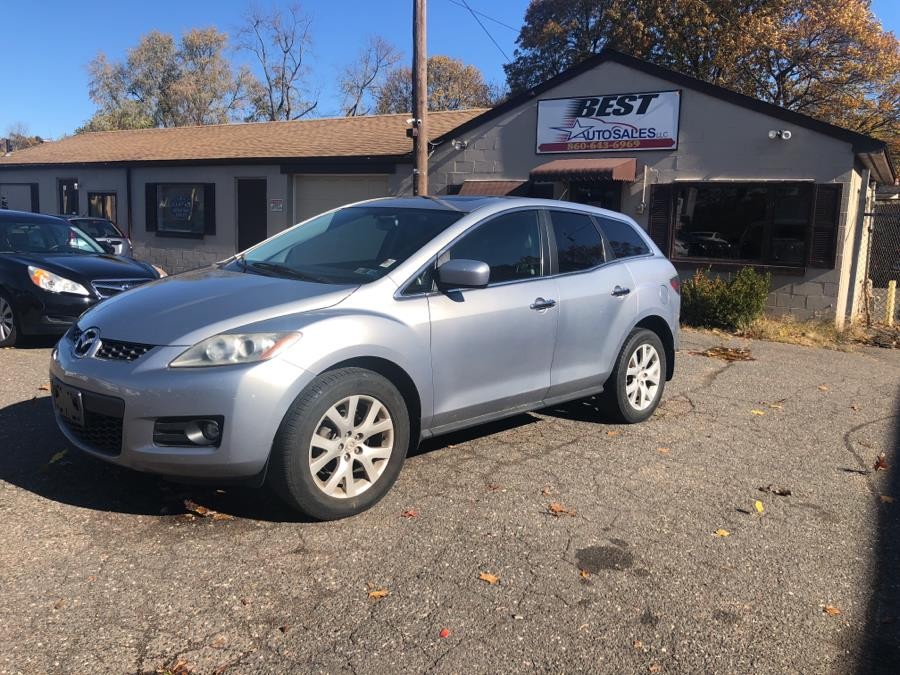 2008 Mazda CX-7 FWD 4dr Touring, available for sale in Manchester, Connecticut | Best Auto Sales LLC. Manchester, Connecticut