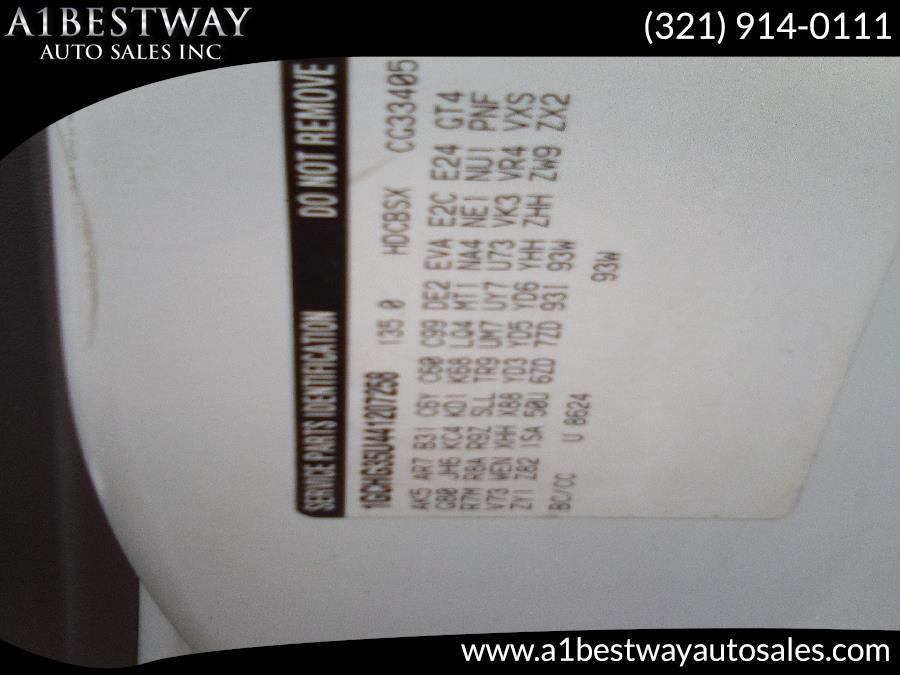 "Used Chevrolet Express Cargo Van 3500 135"" WB RWD 2004 | A1 Bestway Auto Sales Inc.. Melbourne , Florida"