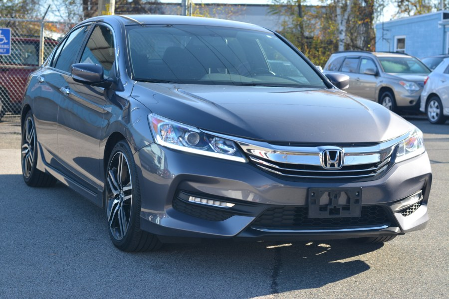 Used Honda Accord Sedan Sport CVT 2017 | New Beginning Auto Service Inc . Ashland , Massachusetts