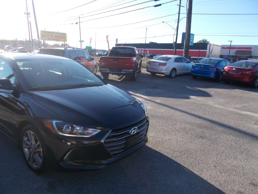 2017 Hyundai Elantra Limited 2.0L Auto (Alabama), available for sale in Temple Hills, Maryland | Temple Hills Used Car. Temple Hills, Maryland