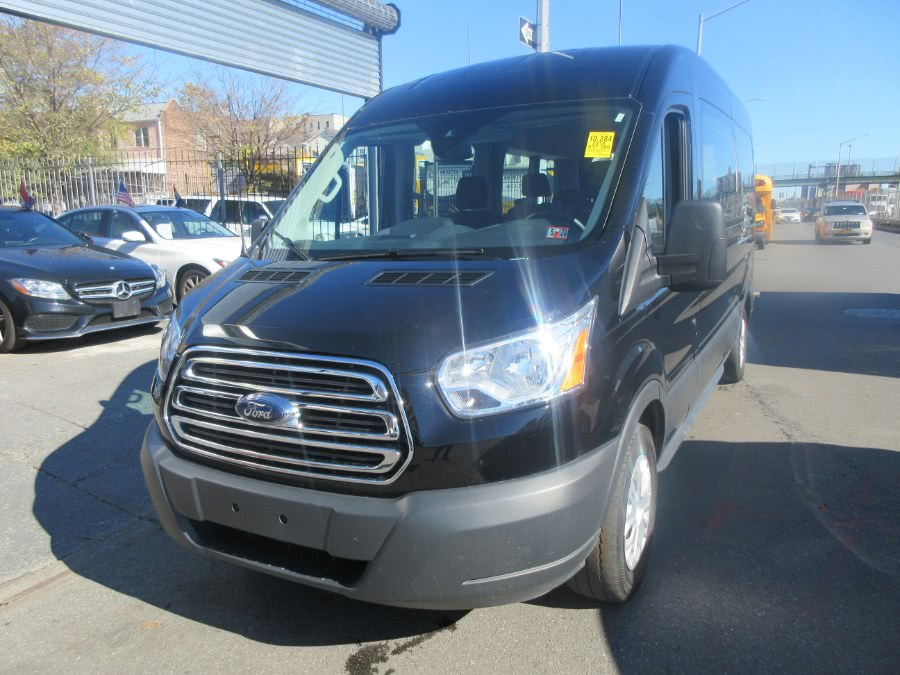 Used 2018 Ford Transit Passenger Wagon in Bronx, New York | Todos Autos Sales. Bronx, New York