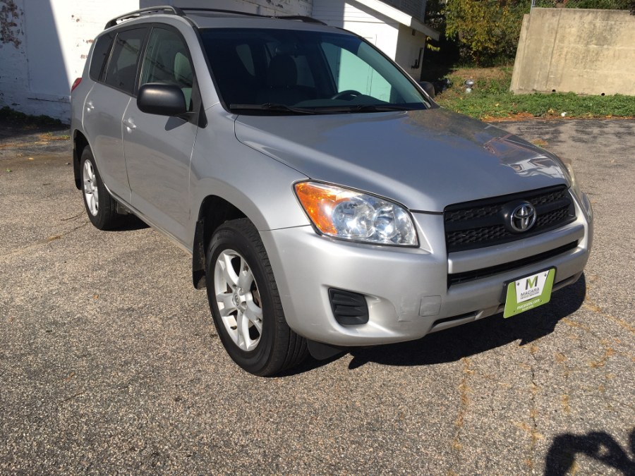 2012 Toyota RAV4 4WD 4dr I4 (Natl), available for sale in Norwich, Connecticut | MACARA Vehicle Services, Inc. Norwich, Connecticut