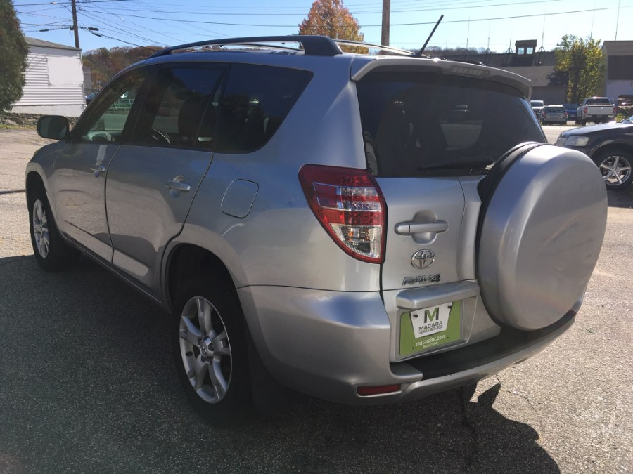 Used Toyota RAV4 4WD 4dr I4 (Natl) 2012 | MACARA Vehicle Services, Inc. Norwich, Connecticut