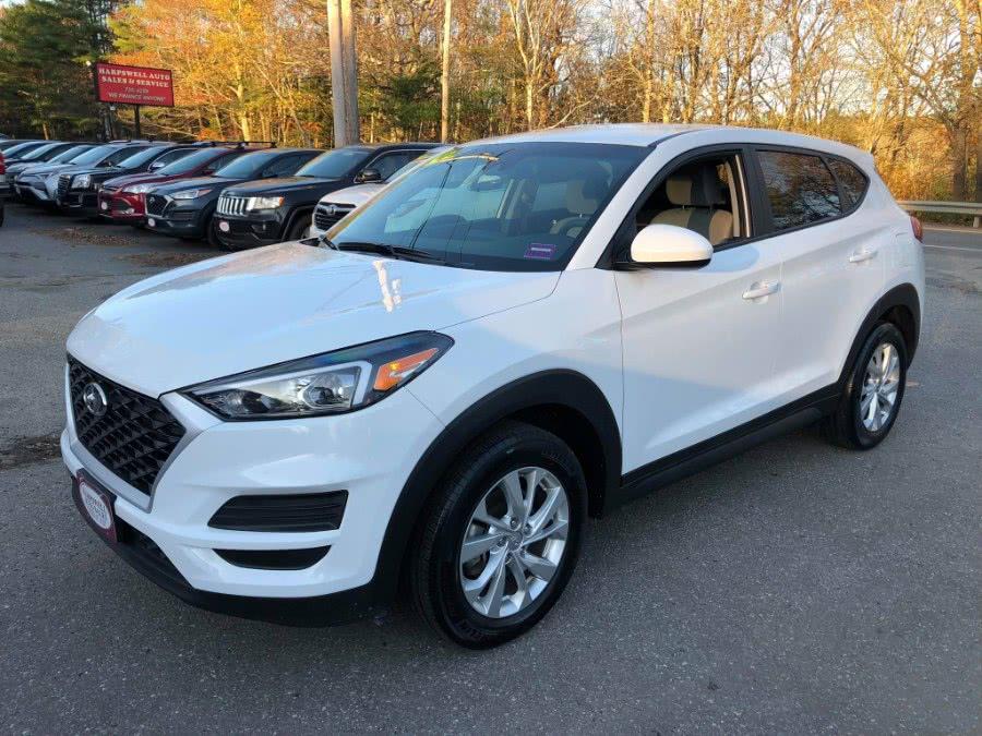 Used 2019 Hyundai Tucson in Harpswell, Maine | Harpswell Auto Sales Inc. Harpswell, Maine
