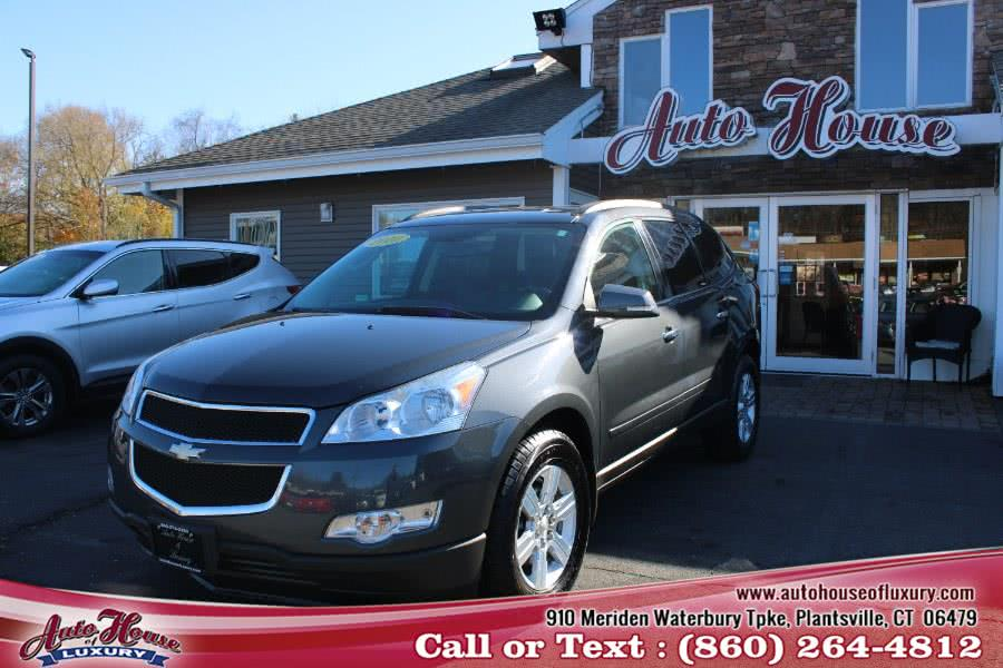 Used 2010 Chevrolet Traverse in Plantsville, Connecticut | Auto House of Luxury. Plantsville, Connecticut