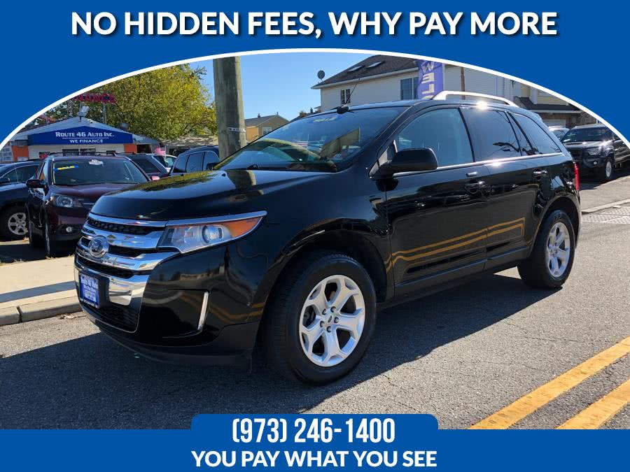 Used 2012 Ford Edge in Lodi, New Jersey | Route 46 Auto Sales Inc. Lodi, New Jersey