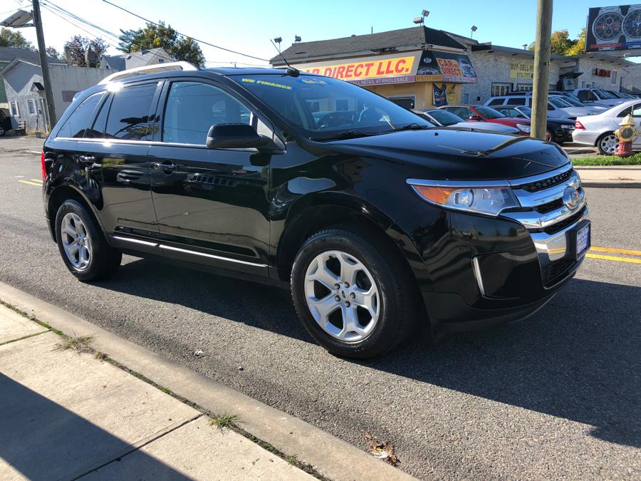 Used Ford Edge 4dr SEL FWD 2012 | Route 46 Auto Sales Inc. Lodi, New Jersey