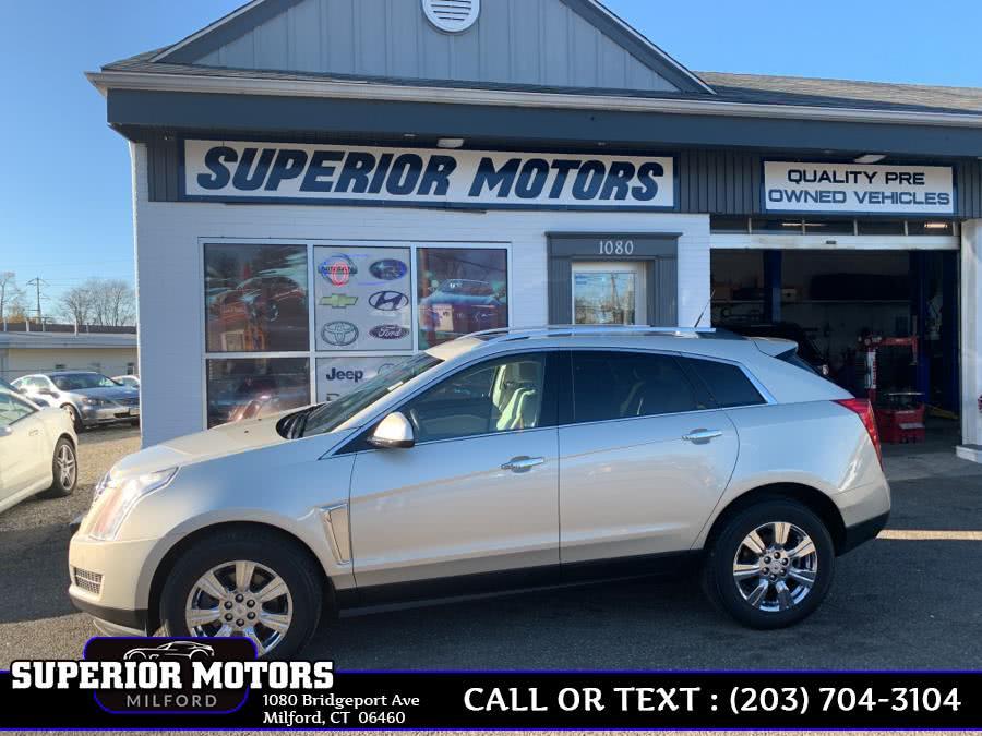 Used 2014 Cadillac SRX LUXURY AWD in Milford, Connecticut   Superior Motors LLC. Milford, Connecticut