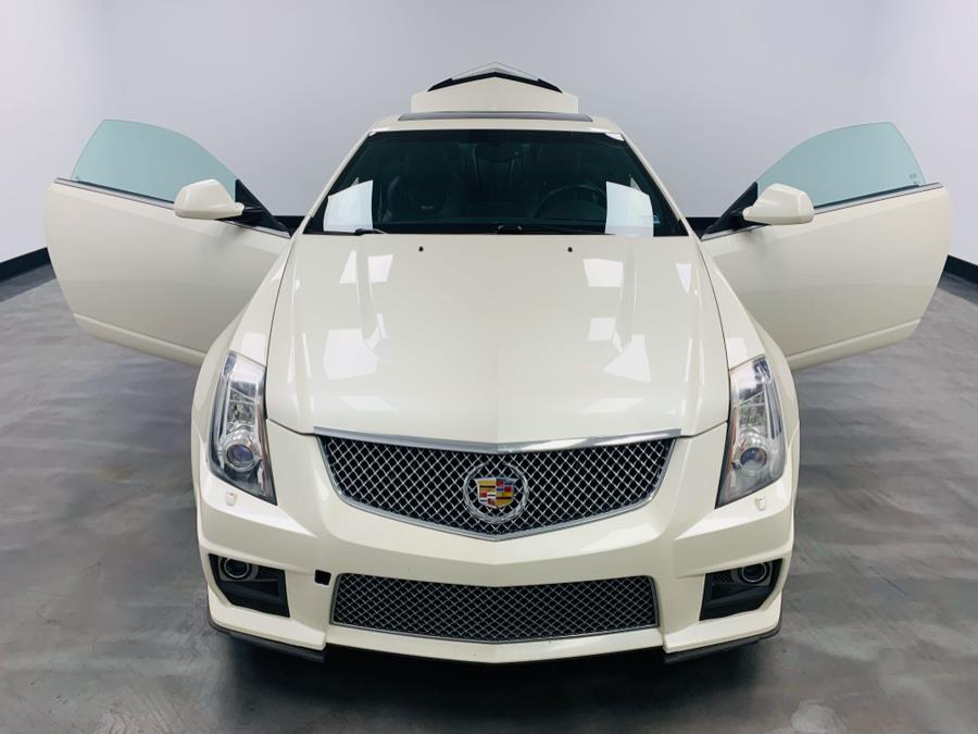 2011 Cadillac CTS-V Coupe 2dr Cpe, available for sale in Linden, New Jersey | East Coast Auto Group. Linden, New Jersey