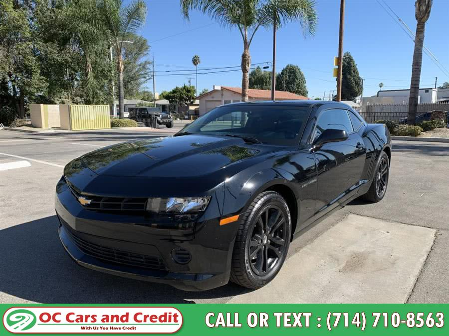 Used 2015 Chevrolet Camaro in Garden Grove, California | OC Cars and Credit. Garden Grove, California