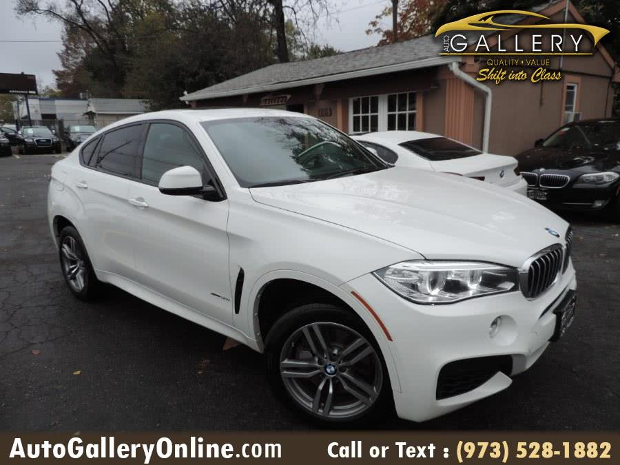 Used 2015 BMW X6 in Lodi, New Jersey | Auto Gallery. Lodi, New Jersey