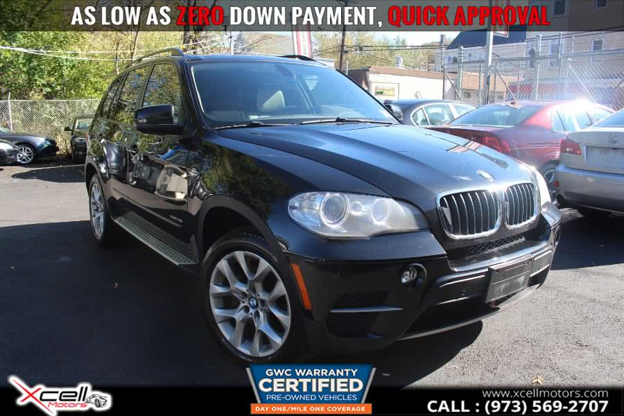Used 2013 BMW X5 AWD in Paterson, New Jersey | Xcell Motors LLC. Paterson, New Jersey