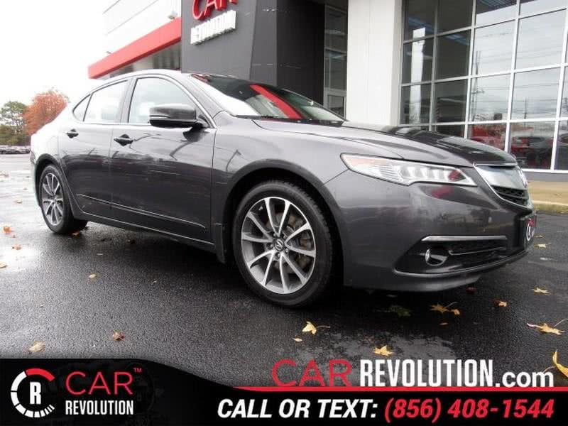 Used 2015 Acura Tlx in Maple Shade, New Jersey   Car Revolution. Maple Shade, New Jersey