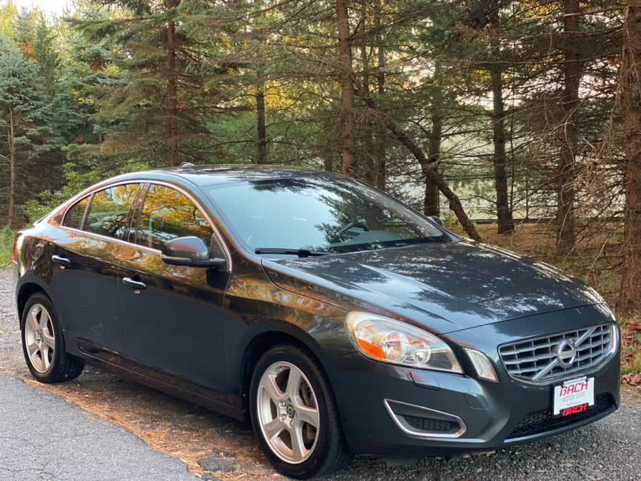 2013 Volvo S60 4dr Sdn T5 Premier Plus AWD, available for sale in Canton , Connecticut | Bach Motor Cars. Canton , Connecticut