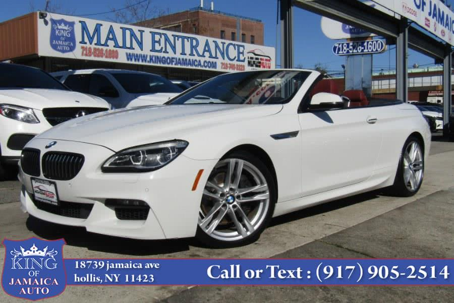 Used 2017 BMW 6 Series in Hollis, New York | King of Jamaica Auto Inc. Hollis, New York