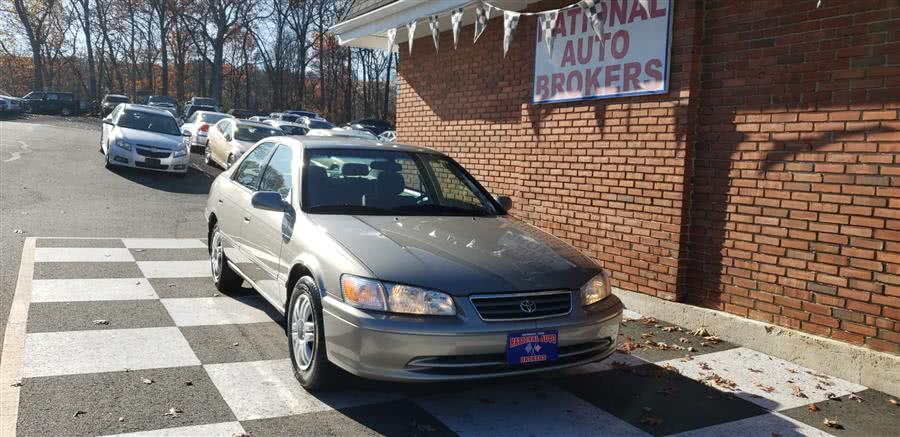 Used Toyota Camry 4dr Sdn LE Auto 2000 | National Auto Brokers, Inc.. Waterbury, Connecticut