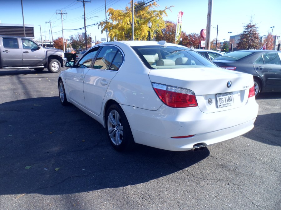 2009 BMW 5 Series 4dr Sdn 528i xDrive AWD, available for sale in Bridgeport, Connecticut   Hurd Auto Sales. Bridgeport, Connecticut