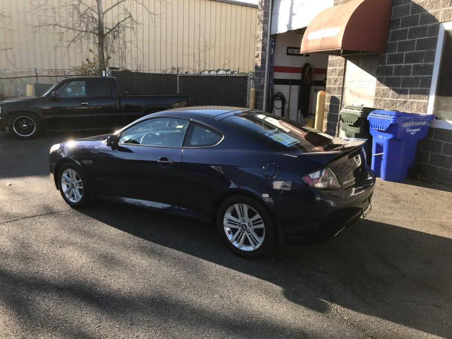 Used 2007 Hyundai Tiburon in Springfield, Massachusetts | The Car Company. Springfield, Massachusetts