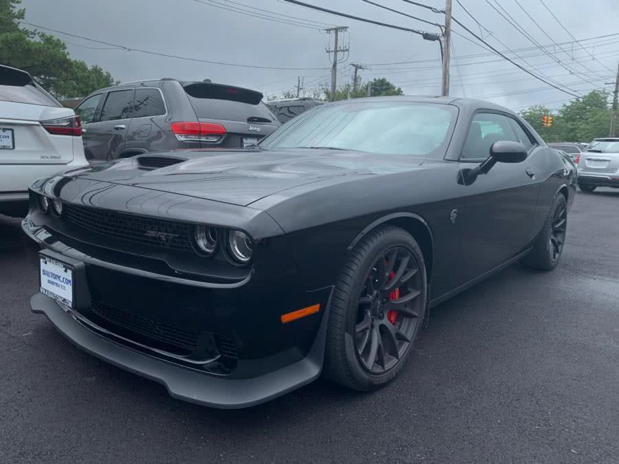 Used Dodge Challenger 2dr Cpe SRT Hellcat 2016 | B I Auto Sales. Bohemia, New York