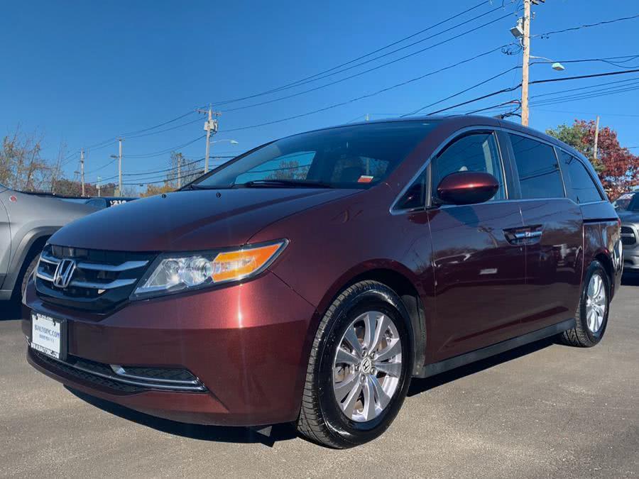 Used 2014 Honda Odyssey in Bohemia, New York | B I Auto Sales. Bohemia, New York