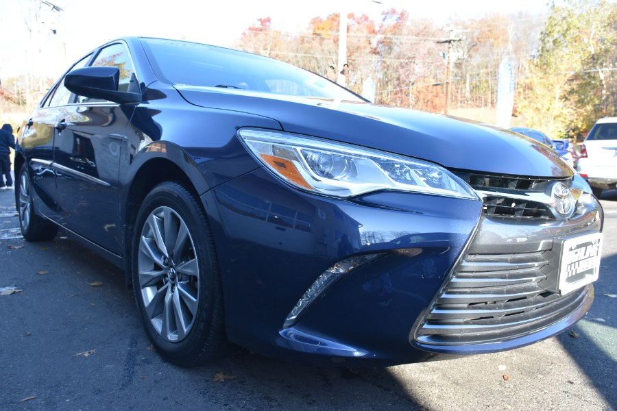 2017 Toyota Camry XLE V6 Auto, available for sale in Waterbury, Connecticut | Highline Car Connection. Waterbury, Connecticut