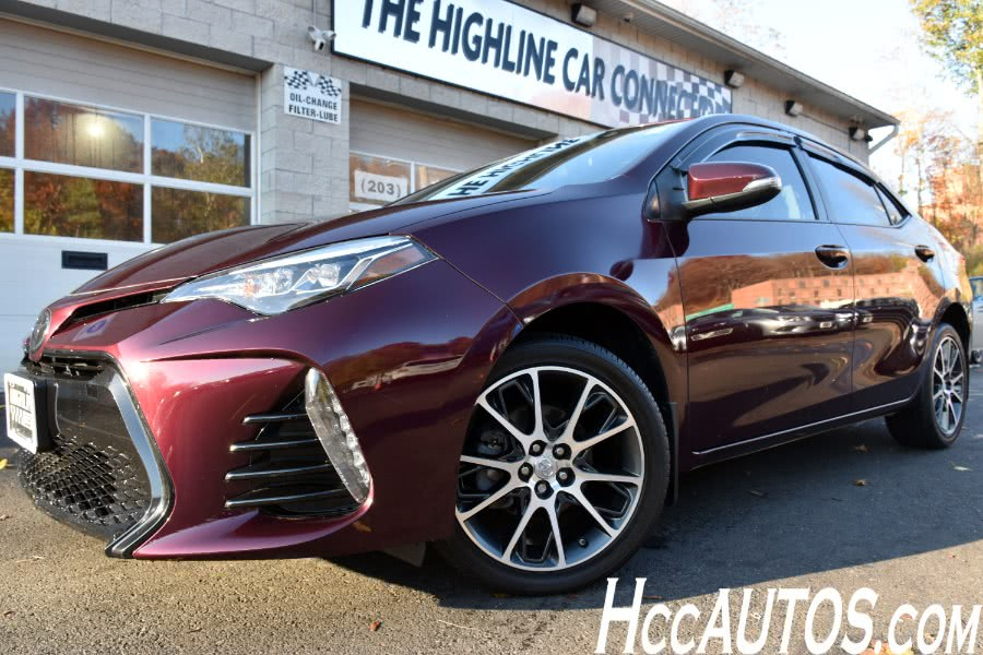 2017 Toyota Corolla SE, available for sale in Waterbury, Connecticut | Highline Car Connection. Waterbury, Connecticut