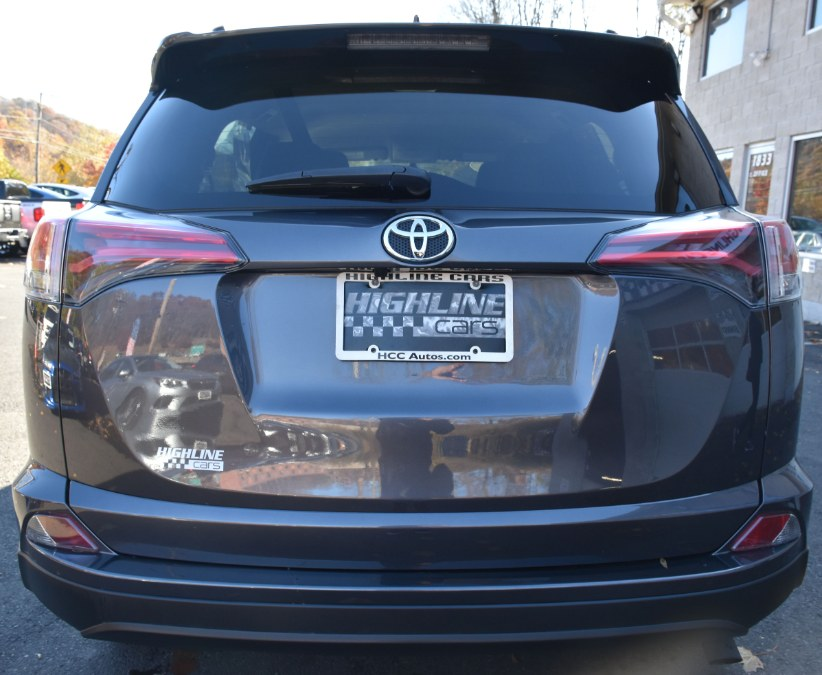 2016 Toyota RAV4 AWD 4dr LE, available for sale in Waterbury, Connecticut | Highline Car Connection. Waterbury, Connecticut