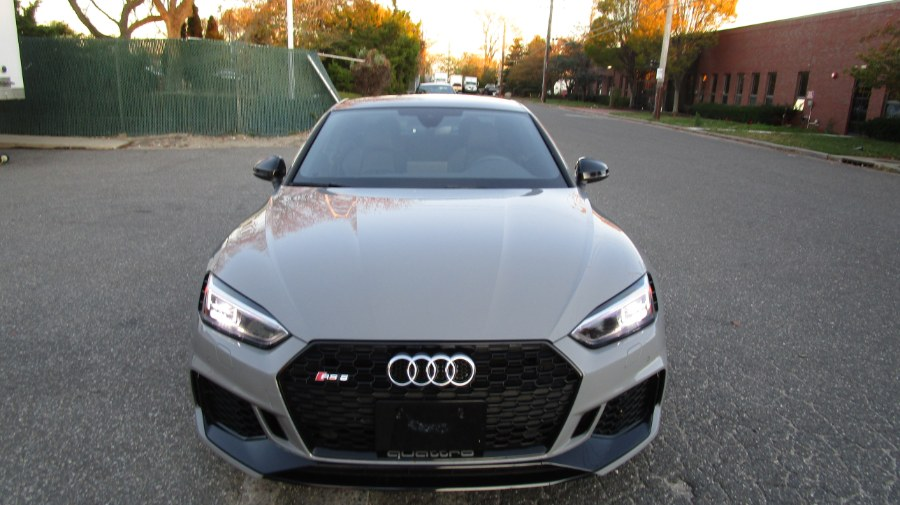 2018 Audi RS 5 Coupe 2.9 TFSI quattro tiptronic, available for sale in Hicksville, New York | H & H Auto Sales. Hicksville, New York