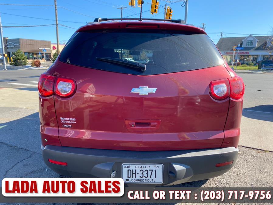 Used Chevrolet Traverse AWD 4dr LT w/1LT 2012 | Lada Auto Sales. Bridgeport, Connecticut