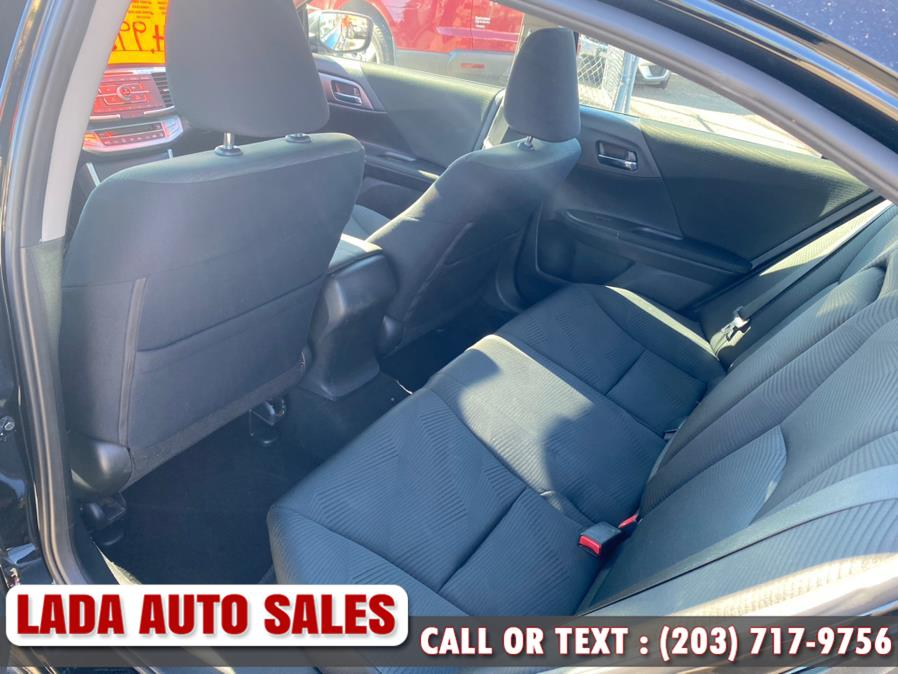 2015 Honda Accord Sedan 4dr I4 CVT LX, available for sale in Bridgeport, Connecticut | Lada Auto Sales. Bridgeport, Connecticut