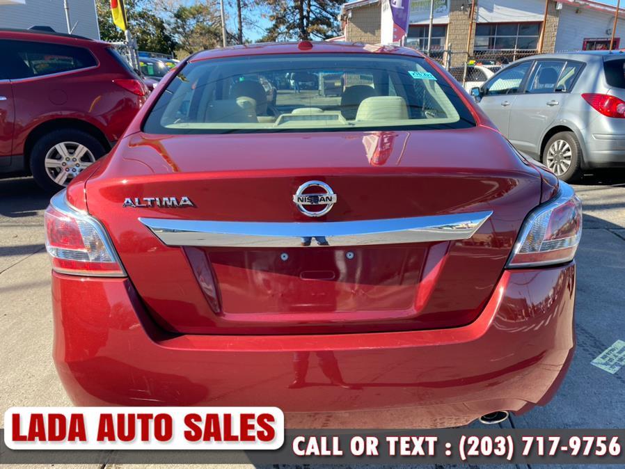 2015 Nissan Altima 4dr Sdn I4 2.5 S, available for sale in Bridgeport, Connecticut | Lada Auto Sales. Bridgeport, Connecticut