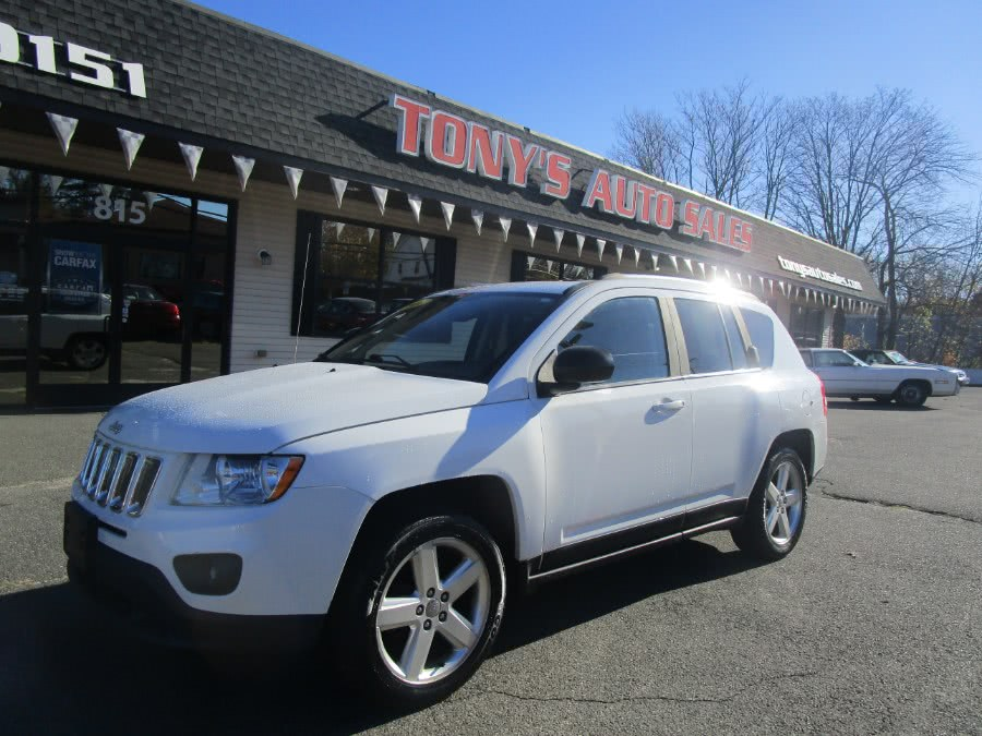 Used 2011 Jeep Compass in Waterbury, Connecticut | Tony's Auto Sales. Waterbury, Connecticut