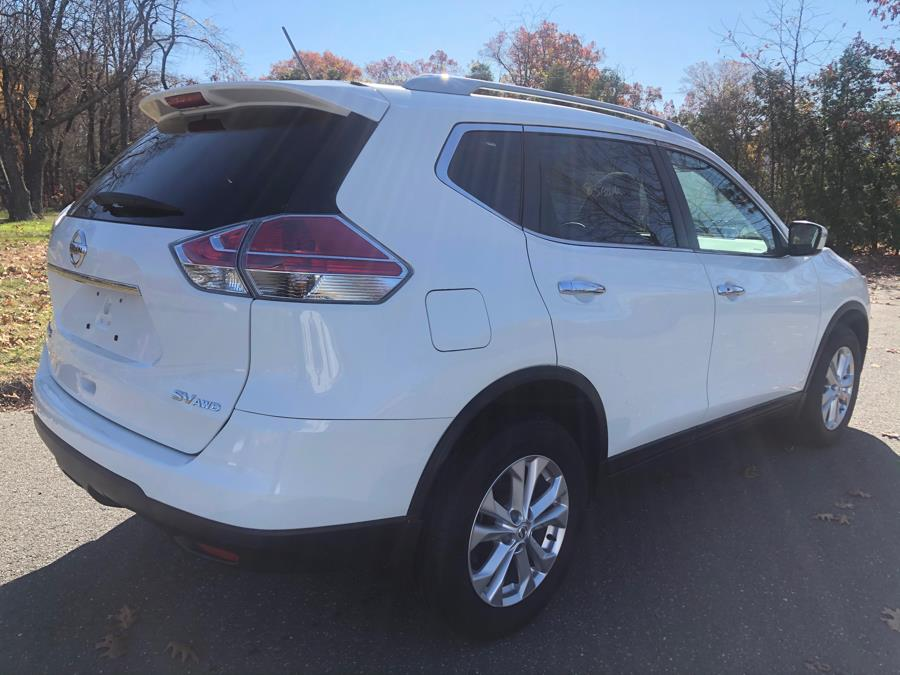 Used Nissan Rogue AWD 4dr SV 2016 | Malkoon Motors. Agawam, Massachusetts
