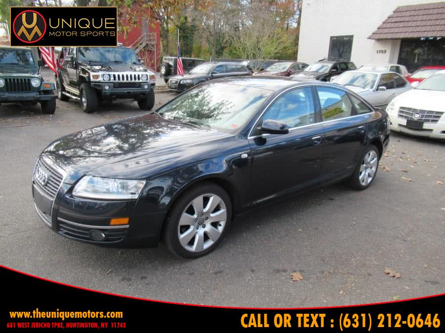 Used 2006 Audi A6 in Huntington, New York | Unique Motor Sports. Huntington, New York