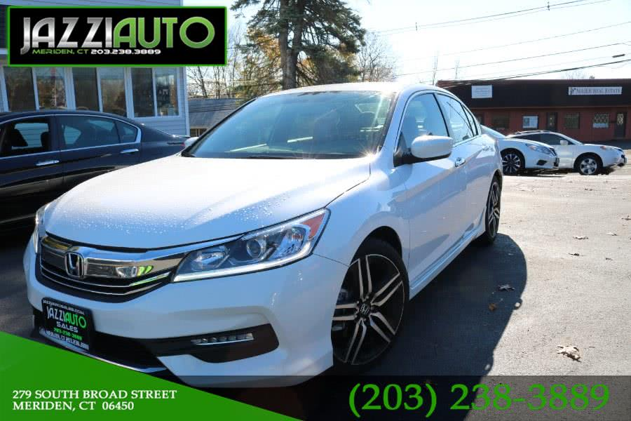 Used 2017 Honda Accord Sedan in Meriden, Connecticut | Jazzi Auto Sales LLC. Meriden, Connecticut