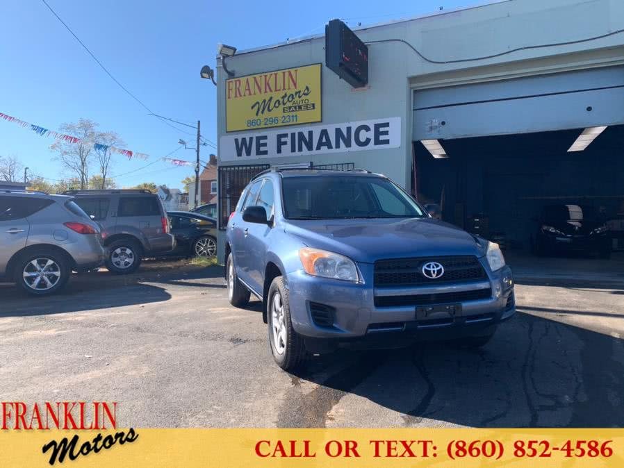 Used 2010 Toyota RAV4 in Hartford, Connecticut | Franklin Motors Auto Sales LLC. Hartford, Connecticut