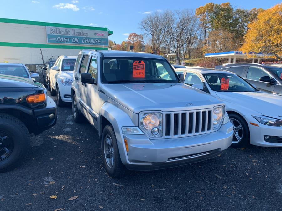 Used Jeep Liberty 4WD 4dr Sport 2008 | Car City of Danbury, LLC. Danbury, Connecticut
