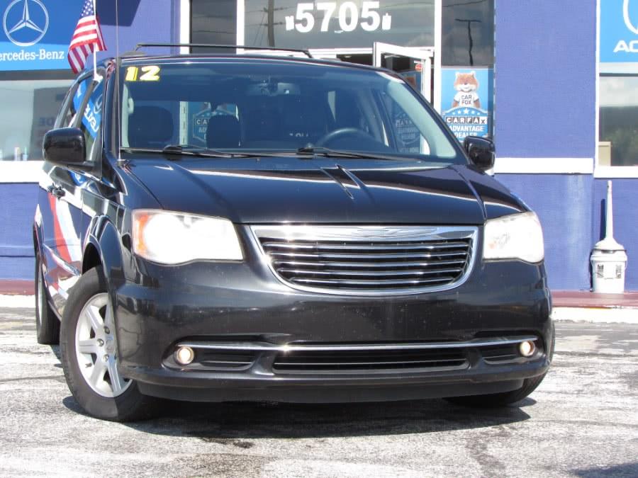 Used Chrysler Town & Country 4dr Wgn Touring 2012 | VIP Auto Enterprise, Inc. Orlando, Florida