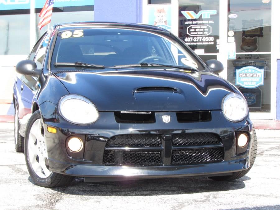 Used Dodge Neon 4dr Sdn SRT4 2005 | VIP Auto Enterprise, Inc. Orlando, Florida