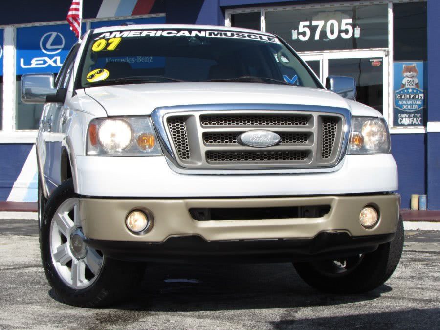 Used 2007 Ford F-150 in Orlando, Florida | VIP Auto Enterprise, Inc. Orlando, Florida