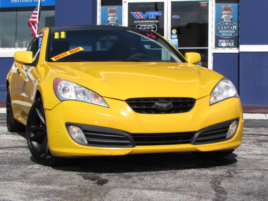 Used 2011 Hyundai Genesis Coupe in Orlando, Florida | VIP Auto Enterprise, Inc. Orlando, Florida