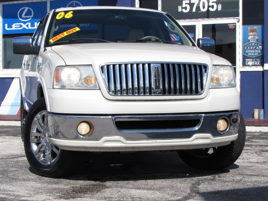 Used Lincoln Mark LT 4WD Supercrew 139